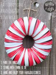 Homemade Christmas Wreaths by Diy Christmas Wreaths How To Make A Holiday Wreath Craft Idolza