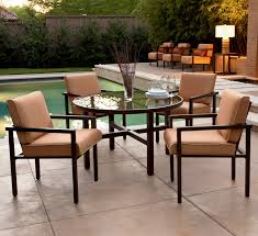 Small Patio Dining Sets by Patio Dining Sets For 4 Video And Photos Madlonsbigbear Com