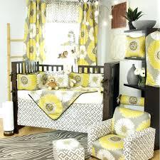 Yellow Crib Bedding Set Yellow Crib Bedding Set