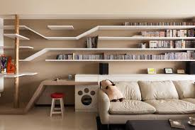 cat wall furniture new wall mounted furniture suits people and their cats inhabitat