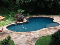 Swimming Pool Backyard Designs The Aqua Group Fiberglass Pools U0026 Spas Trilogy Fusion Pools