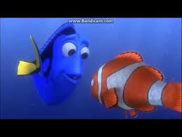 finding nemo dory marlin discover whale