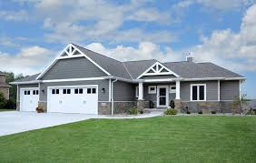 building a custom house home building remodeling services van s lumber and custom builders