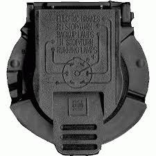 general motors 12191503 trailer hitch connector