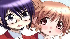 hidamari sketch x hoshimittsu anime animeclick it