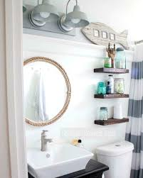 small bathroom diy ideas small nautical bathroom makeover with tons of diy ideas nautical