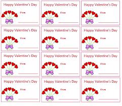 6 best images of happy valentine u0027s day printable tag valentine u0027s