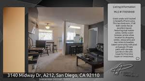 3140 midway dr a212 san diego ca 92110 youtube