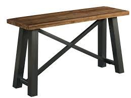 Sofa Desk Table by Kincaid Furniture Modern Classics Occasional Tables Crossfit Sofa