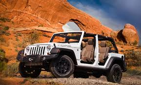 jeep suv 2012 jeep wrangler is the u0027hottest 4x4 suv u0027 at the 2012 sema show