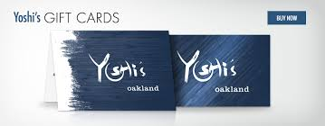 s gift card yoshi s oakland gifts gift cards apparel
