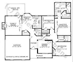 One Story Ranch House Plans 60 Best House Plans Images On Pinterest Country House Plans