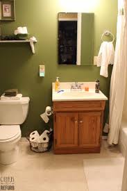 Tiny Bathroom by 15 Pictures From An Amazing Tiny Bathroom Makeover