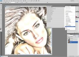 photoshop tutorial create a pencil sketch from a photo part 1