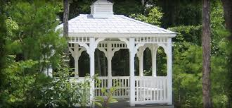 outdoor garden gazebo kits homeplace structures