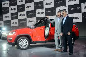 jeep ads 2017 fiat chrysler may have a winner in india with jeep compass as it