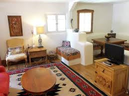 Living And Dining Sage Casita 3 Taos Lodging