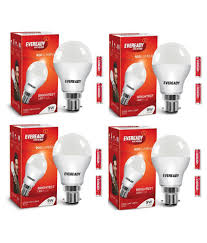 aa battery light bulb eveready 9w 6500k pack of 4 with 8 aa battery free buy eveready
