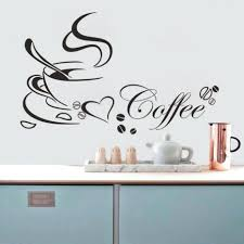 home decor wall posters wall decor wall ideas trendy coffee break kitchen cafe wall
