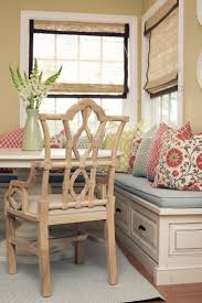 romantic breakfast nook cushion 29 on luxe home interiors with