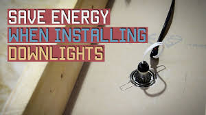 how to install recessed lighting how to install downlights