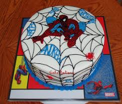 how to make a spiderman birthday cake ideas 27247 spiderma