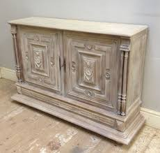 id3191b wonderful antique french painted buffet base