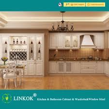 European Modular Kitchen by 2017 Linkok Furniture China Factory Price Long Lifetime European