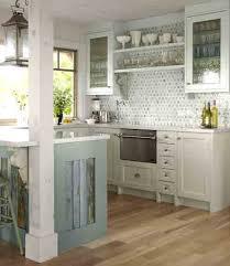 Coastal Kitchens - kitchen charming beach house kitchen backsplash ideas small beach