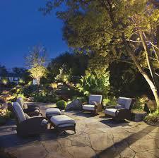 Outdoor Dining Room Ideas Garden Trees Garden Wall Lighting Garden Lights Garden Lighting