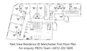 Parkview Apartments Floor Plan United Kingdom New Project Manchester Kuala Lumpur City Centre