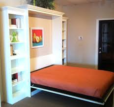Murphy Bed Bookshelf Murphy Wall Beds Lift U0026 Stor Beds