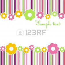 page border flowers clipart 68