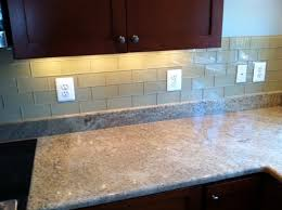 glass backsplash for kitchens khaki glass subway tile kitchen backsplash subway tile outlet