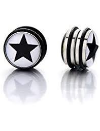 clip on earrings for men co uk magnetic earrings men jewellery