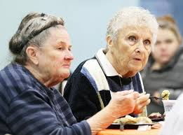 salvation army hosts annual thanksgiving meal northwest herald