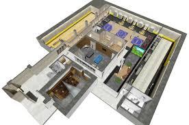 la palestra ultimate apartment fitness center amenity