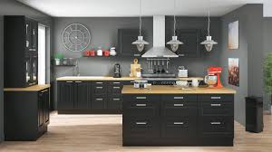 ilot de cuisine but modele cuisine amenagee design modele salle de bain retro