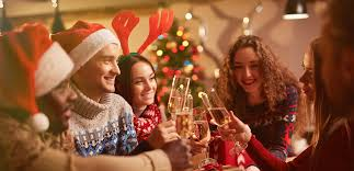 christmas boat party in poole for your office family and friends