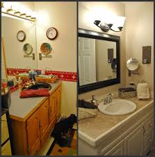 bathroom remodeling ideas before and after 24 pictures of before and after bathrooms with cost
