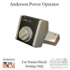 Awning Window Crank Operator Andersen Psa Awning Window
