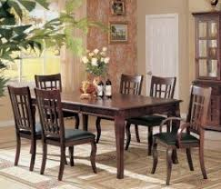 Cherry Dining Room Tables Cherry Finish Dining Room Set Foter