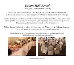 banquet halls prices the grand banquet t l catering s catering