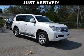 lexus gx 460 diesel used lexus gx 460 for sale in jacksonville fl edmunds