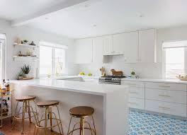 white kitchen cabinets with hexagon backsplash 19 marble backsplash ideas for every decor taste