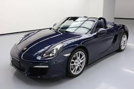 porsche boxsters used porsche boxsters for sale buy free delivery vroom