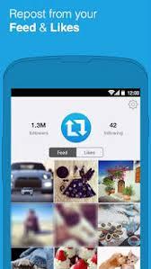 repost instagram apk repost for instagram apk for android