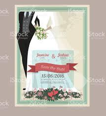Wedding Invitation Card Template Wedding Invitation Card Template Stock Vector Art 501505290 Istock