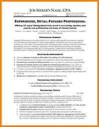 assistant controller resume samples 10 cpa resume sample memo heading