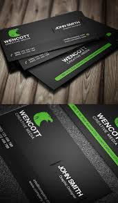 Best Business Card Designs Psd Business Card Templates Psd Design Graphic Design Junction